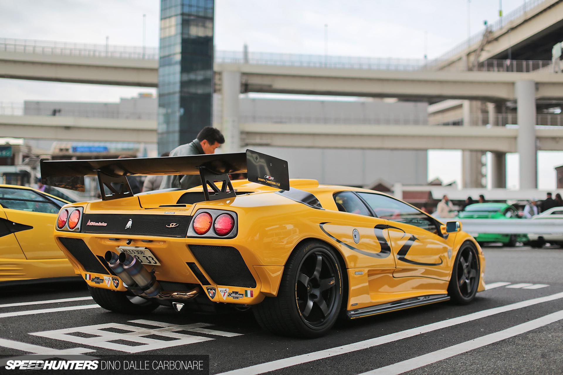 Supercar Meet Daikoku Speedhunters