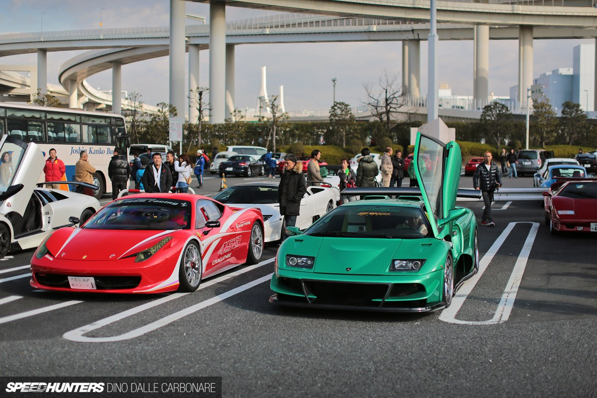 Bow Down To Japanese Car Culture Speedhunters