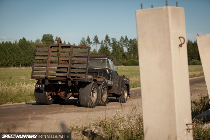 The Devils Tow Truck Finland-1