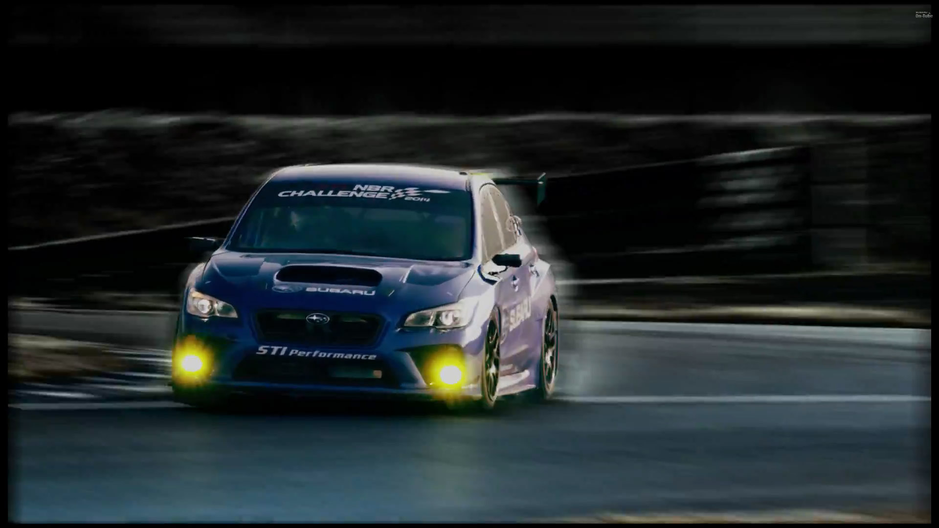 The New Sti Race Car First Production Car Later