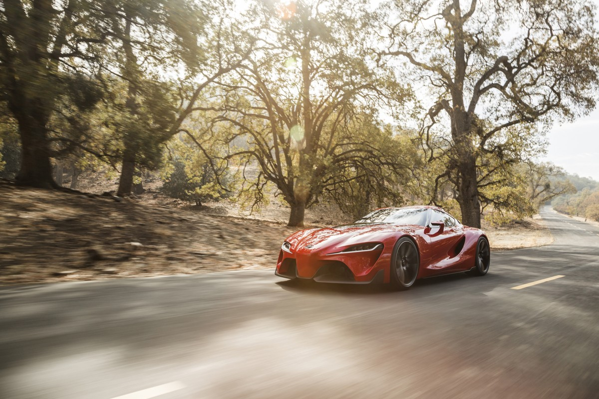 Toyota Means War: The FT-1 Is The Supra Reborn