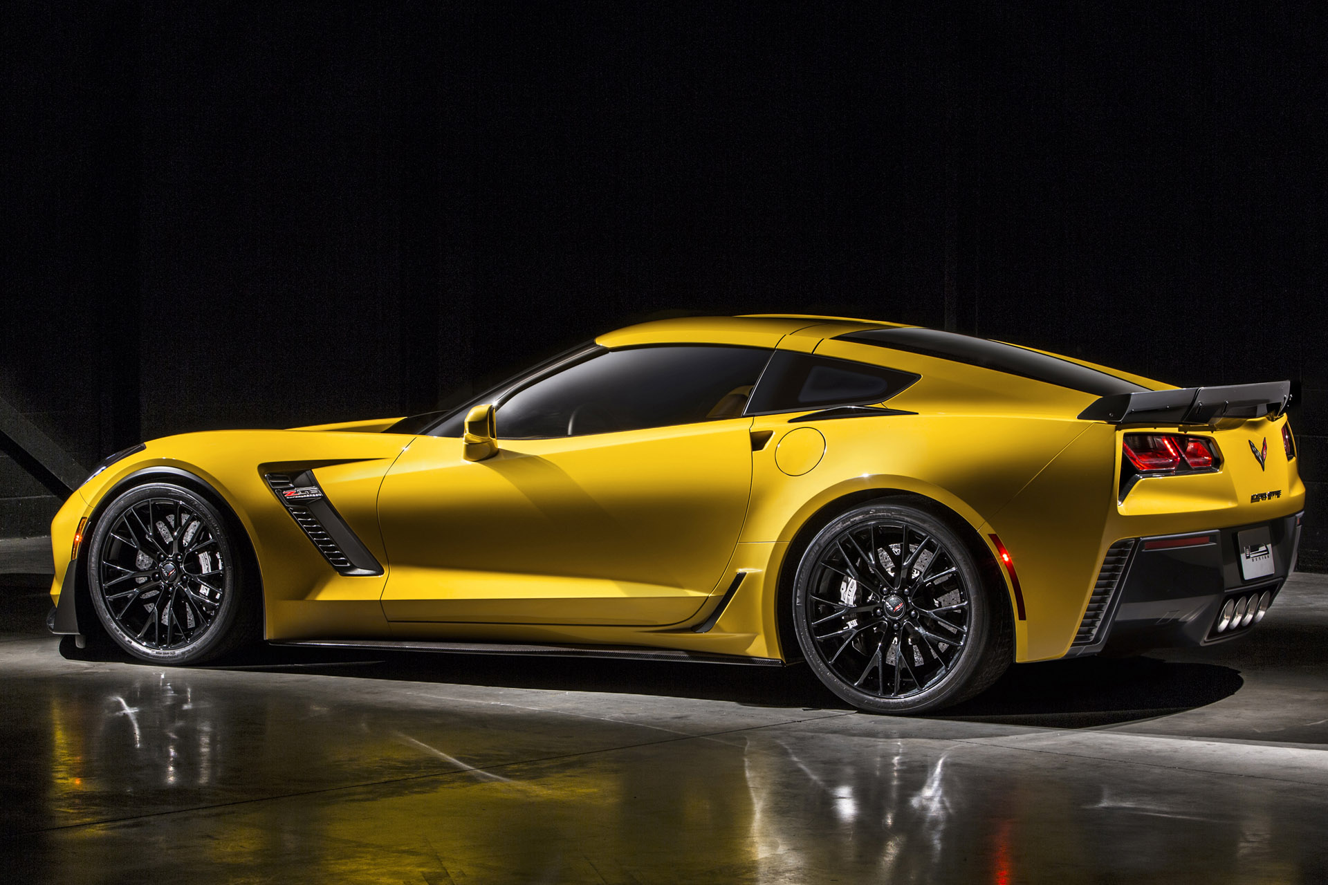 Images from say hello to the best corvette ever