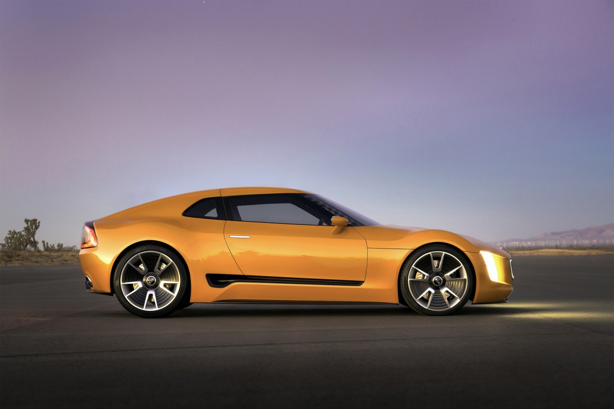 GT4 Stinger: Kia's Answer To TheFR-S