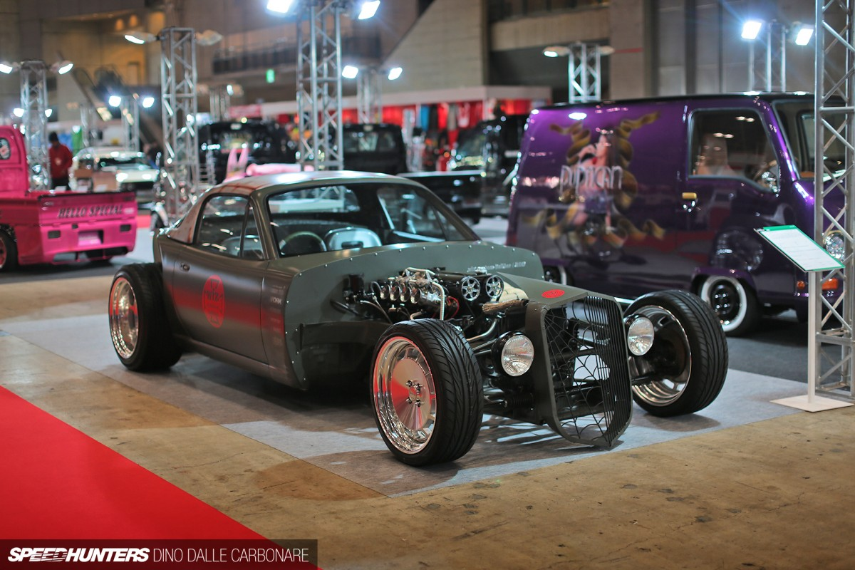 The Five Cars You Must See From TAS 2014 - Speedhunters
