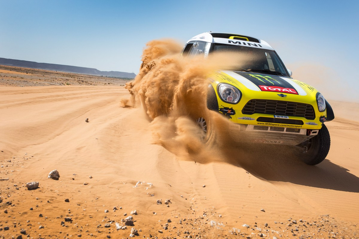Dakar: Still the World's Craziest Motorsport Adventure