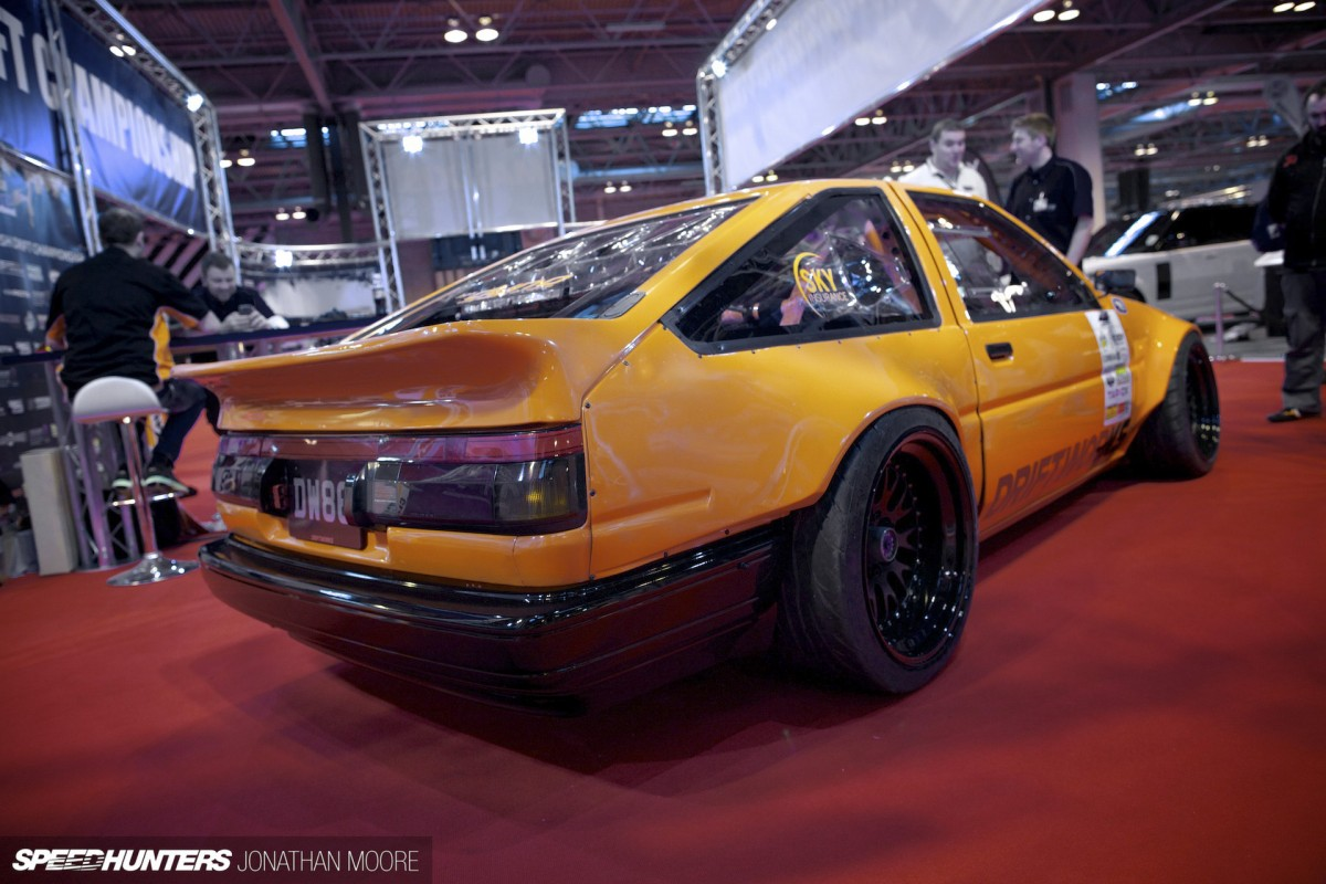 Where Style Is Born? Autosport International