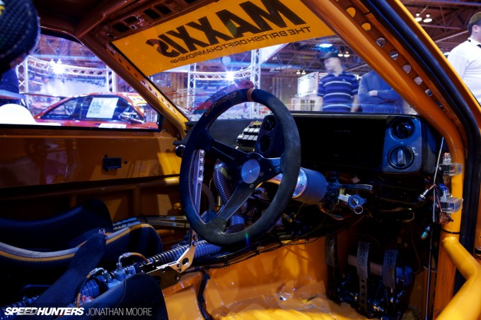 The 2014 Autosport International Racing Car Show at the Birmingham National Exhibition Centre