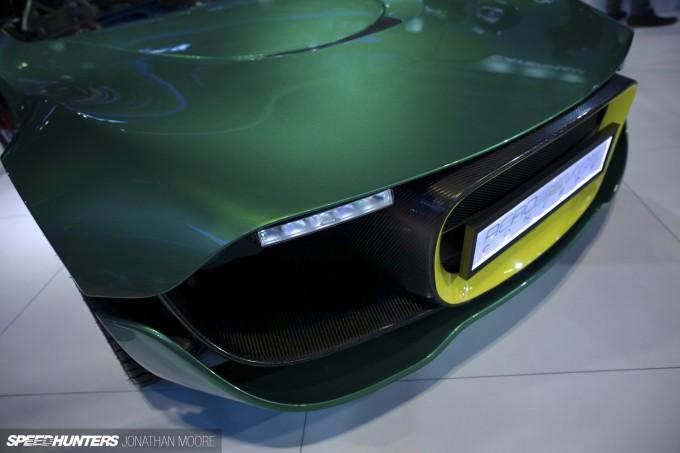 The 2014 Autosport International Racing Car Show at the Birmingham National Exhibition Centre