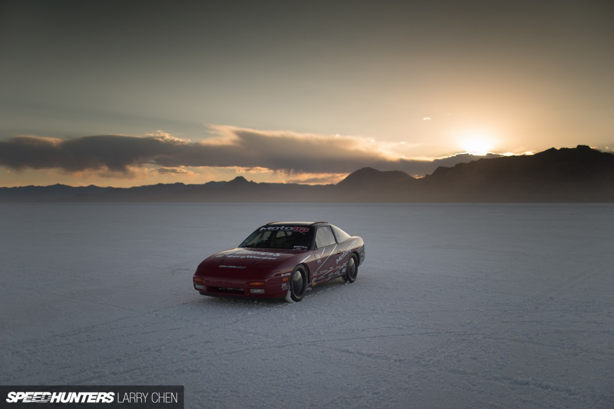 Street To Salt: Can This S13 Top 200mph?