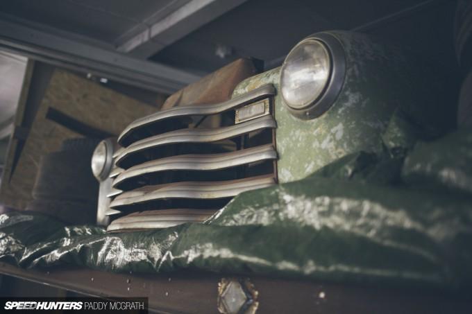 Slammer Garage PMcG-16