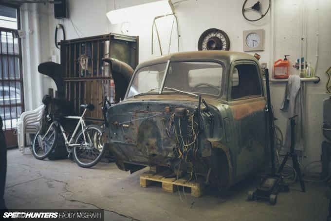 Slammer Garage PMcG-17