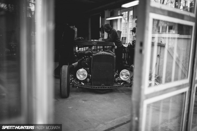 Slammer Garage PMcG-18