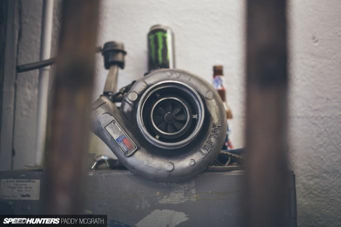 Slammer Garage PMcG-19