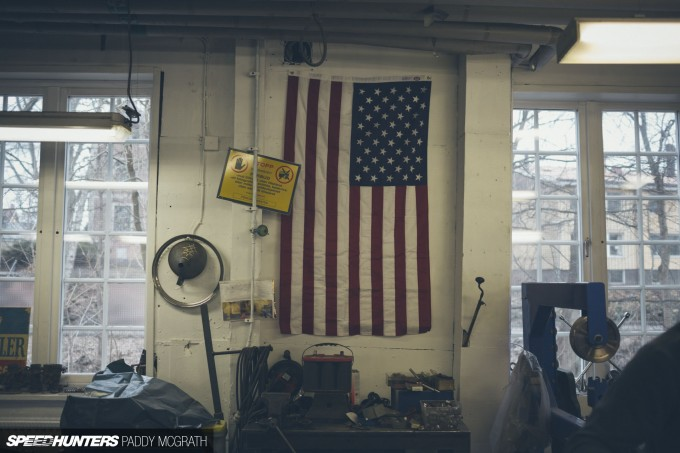 Slammer Garage PMcG-5