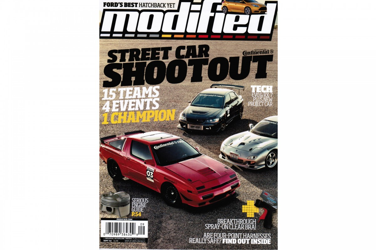 So Long, Modified Magazine