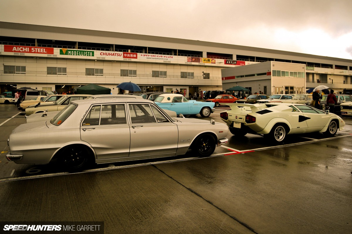 Outlaws & Old Guys: JCCA at Fuji