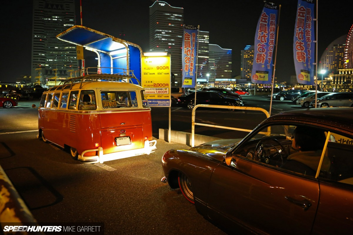 SoCal? So What? Yokohama Cruising, Speedhunters Style!