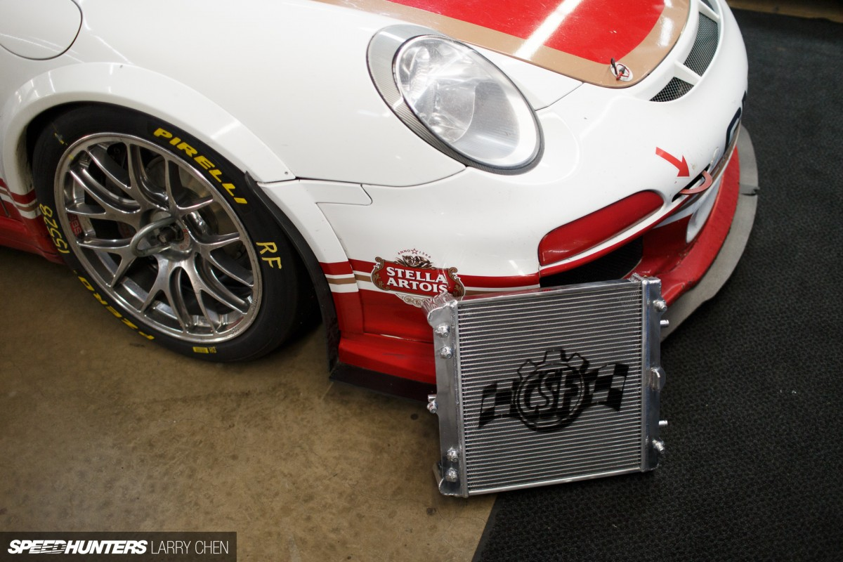 Racing Porsches And Raging Trucks:<br/>Keeping It Cool With&nbsp;CSF