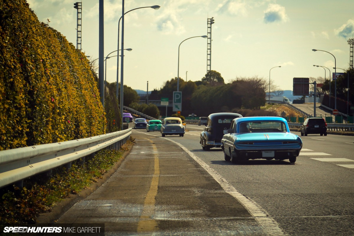 Local Heroes: Nagoya's Car Culture Brotherhood