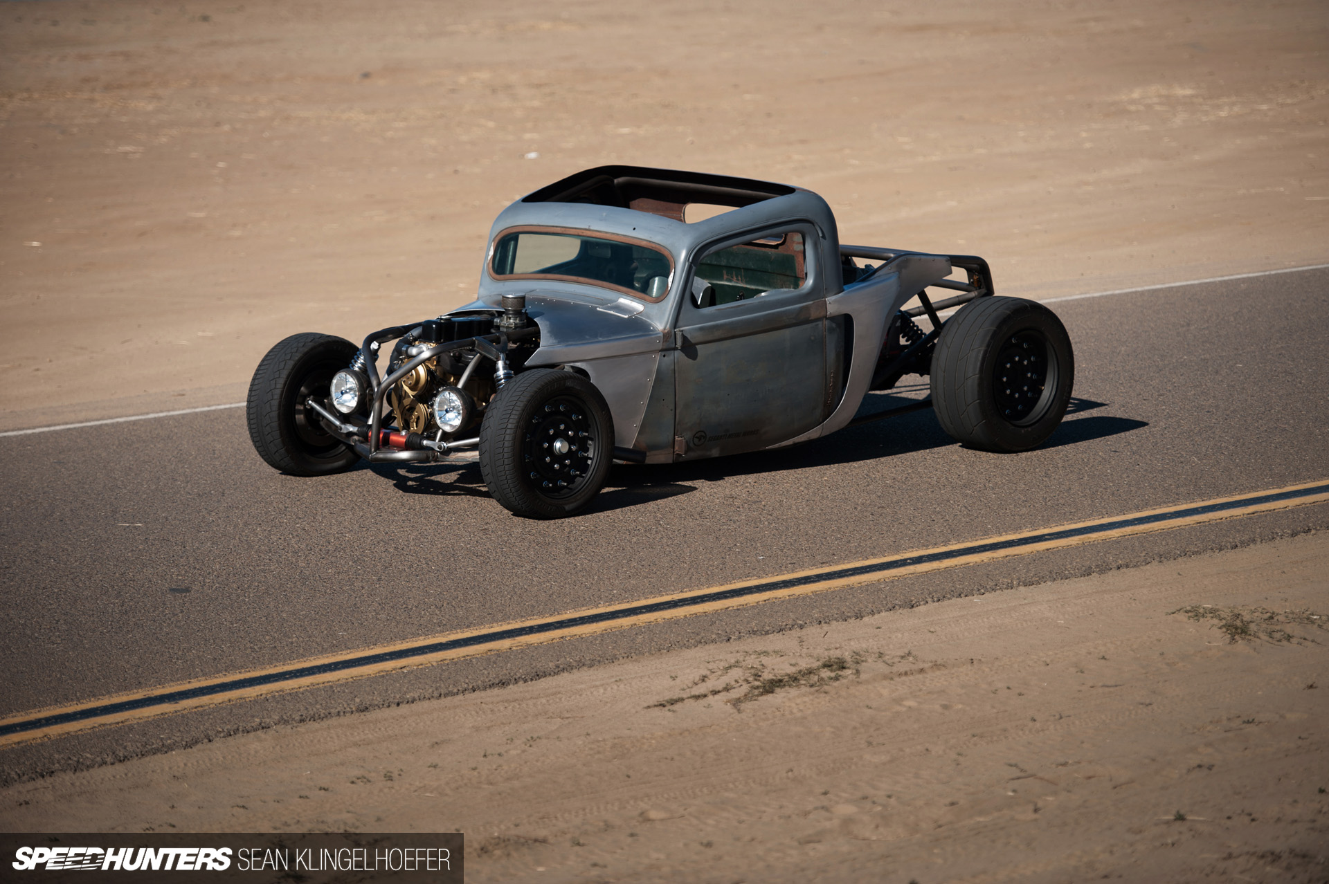 One Hot Rod, So Many Styles - Speedhunters