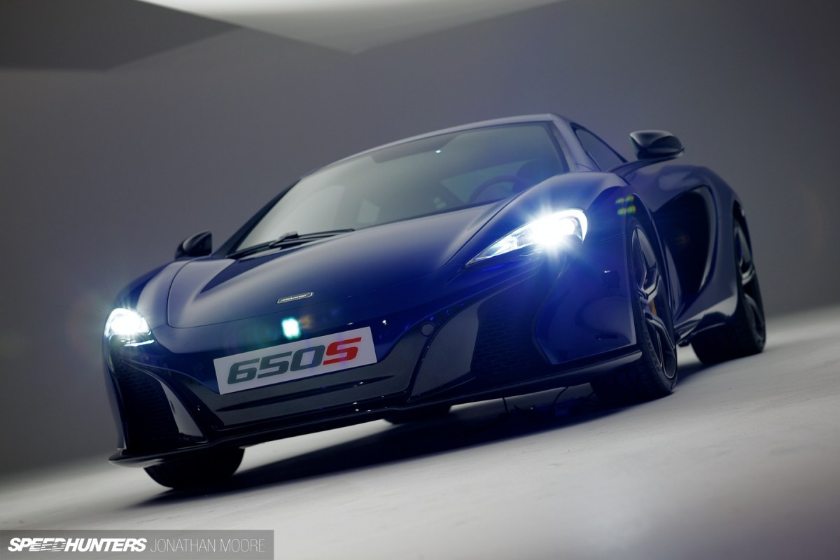 McLaren 650S: The Weaponised 12C
