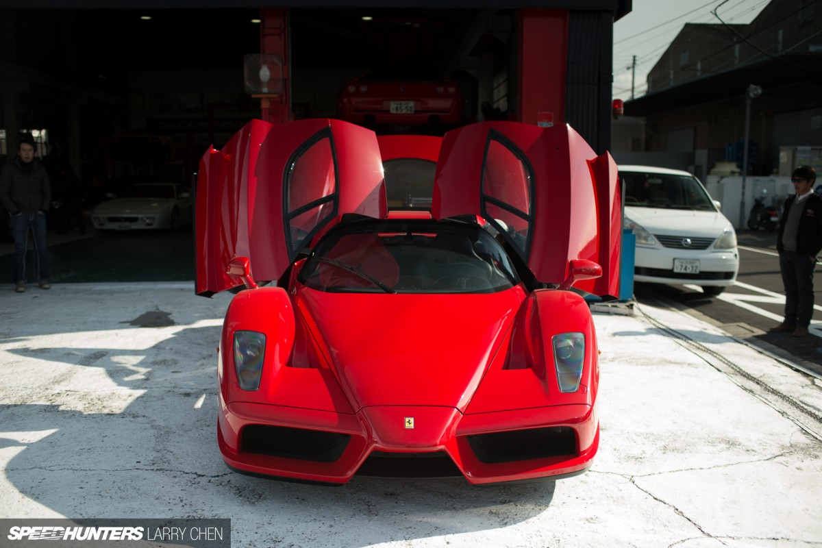 My dream car ferrari