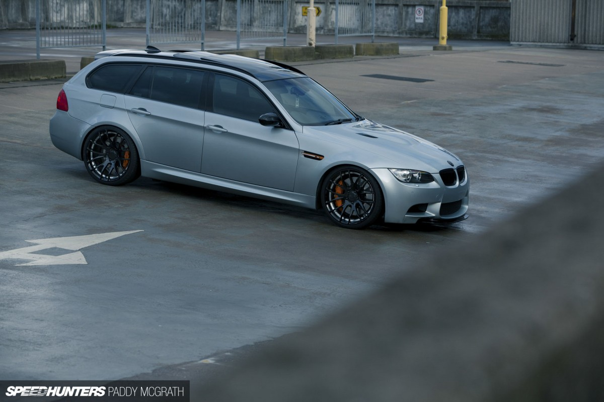 bmw e91 m3 touring pmcg 10 speedhunters. Black Bedroom Furniture Sets. Home Design Ideas