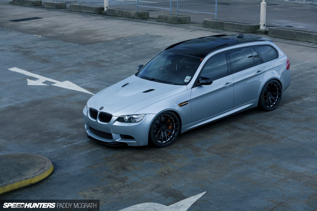 bmw e91 m3 touring pmcg 12 speedhunters. Black Bedroom Furniture Sets. Home Design Ideas