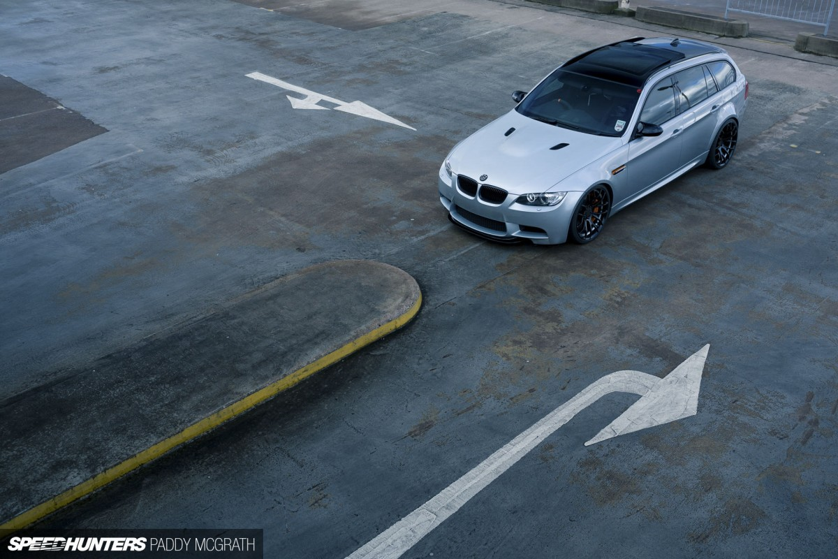 bmw e91 m3 touring pmcg 13 speedhunters. Black Bedroom Furniture Sets. Home Design Ideas