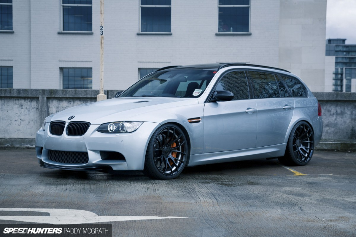bmw e91 m3 touring pmcg 50 speedhunters. Black Bedroom Furniture Sets. Home Design Ideas