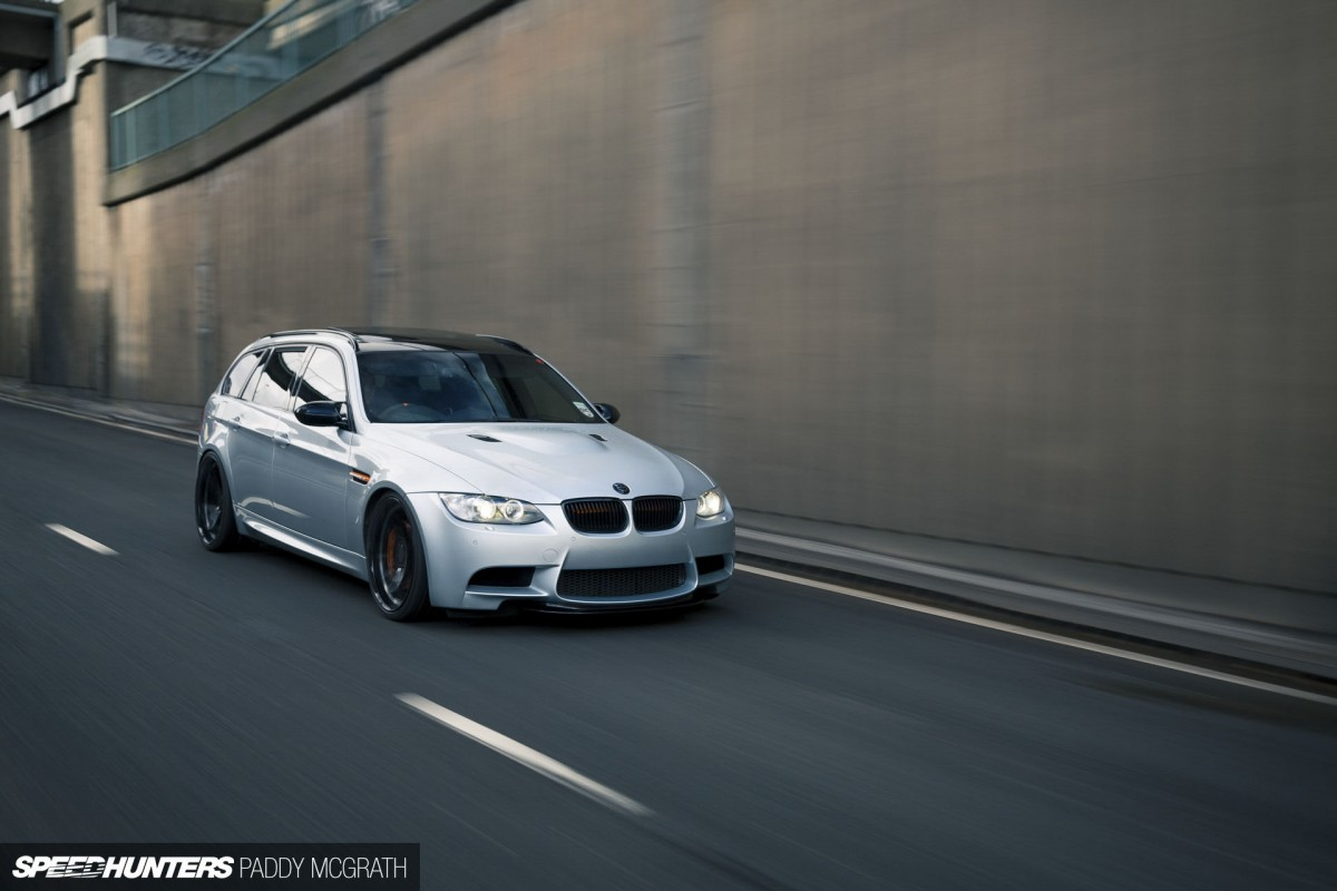 Phantom M3: The Best BMW They Never Built