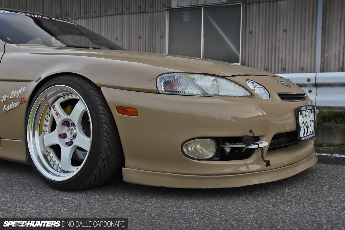 Street Touge Style A Soarer For All Speedhunters