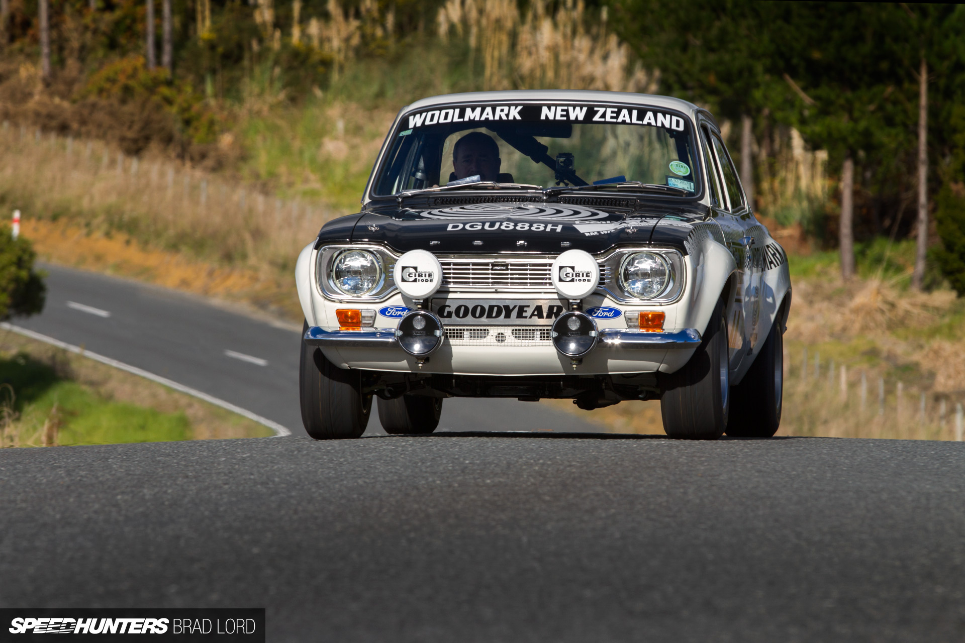 An Escort With The Works - Speedhunters