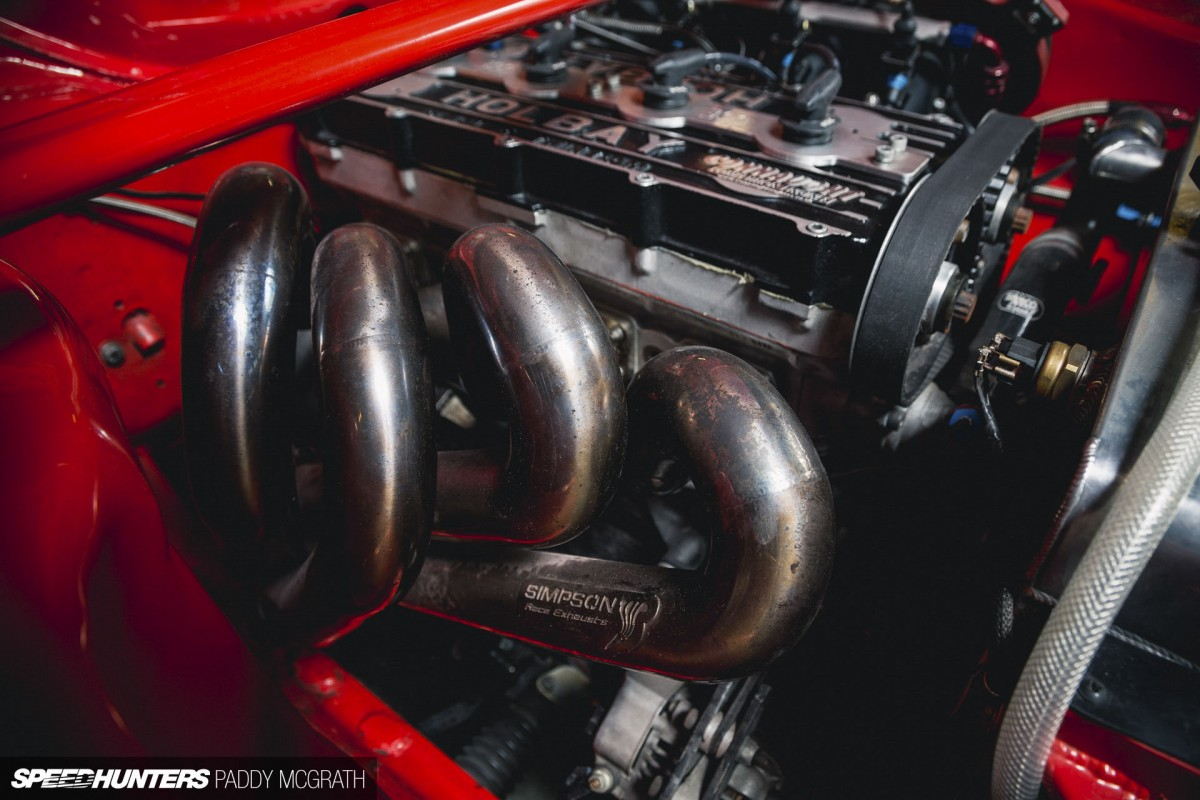 From Grocery Getting To The Grid 300hp Of Escort Awesome Speedhunters