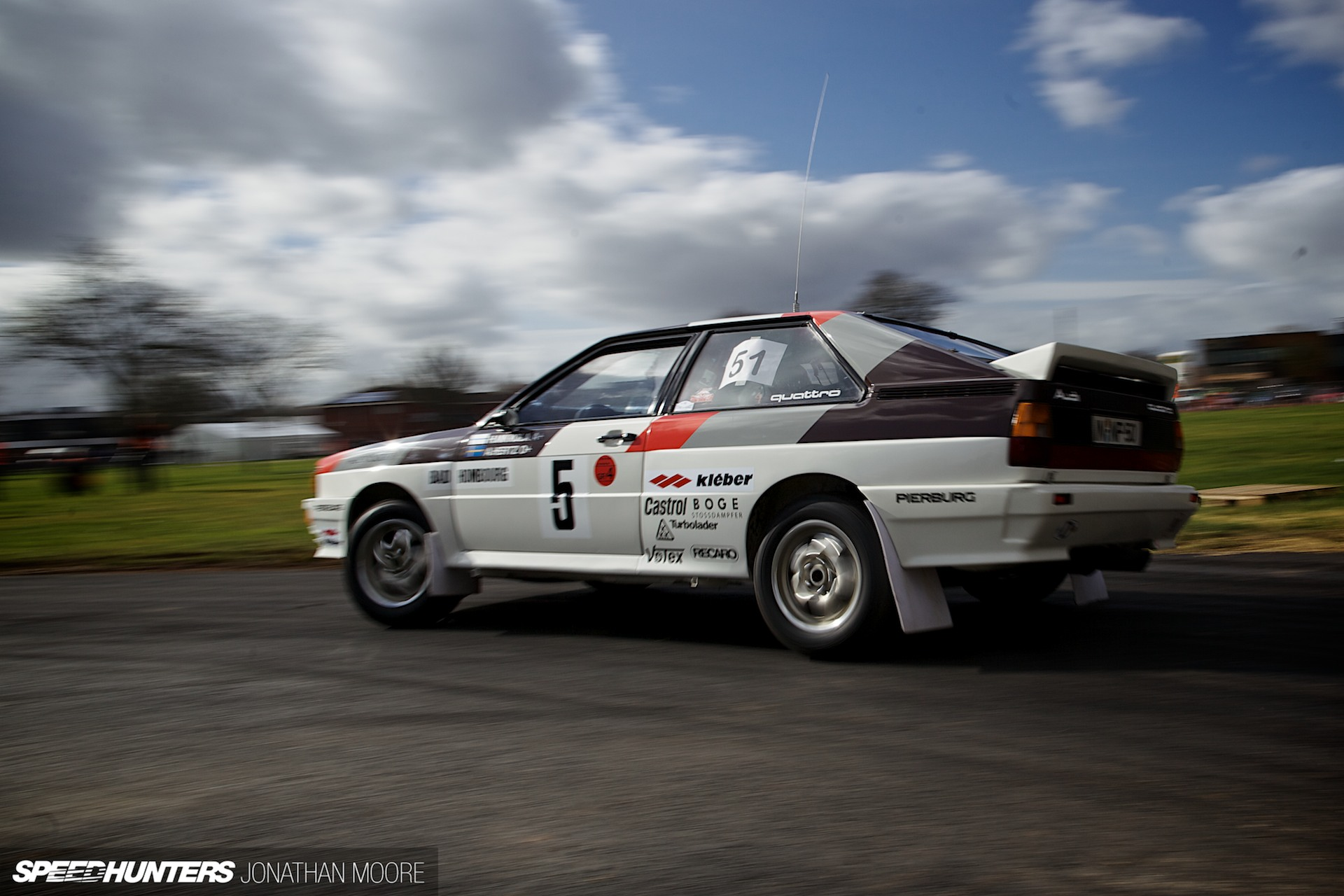 Raiders Of The Lost Park - The Best Rally Cars Ever? - Speedhunters