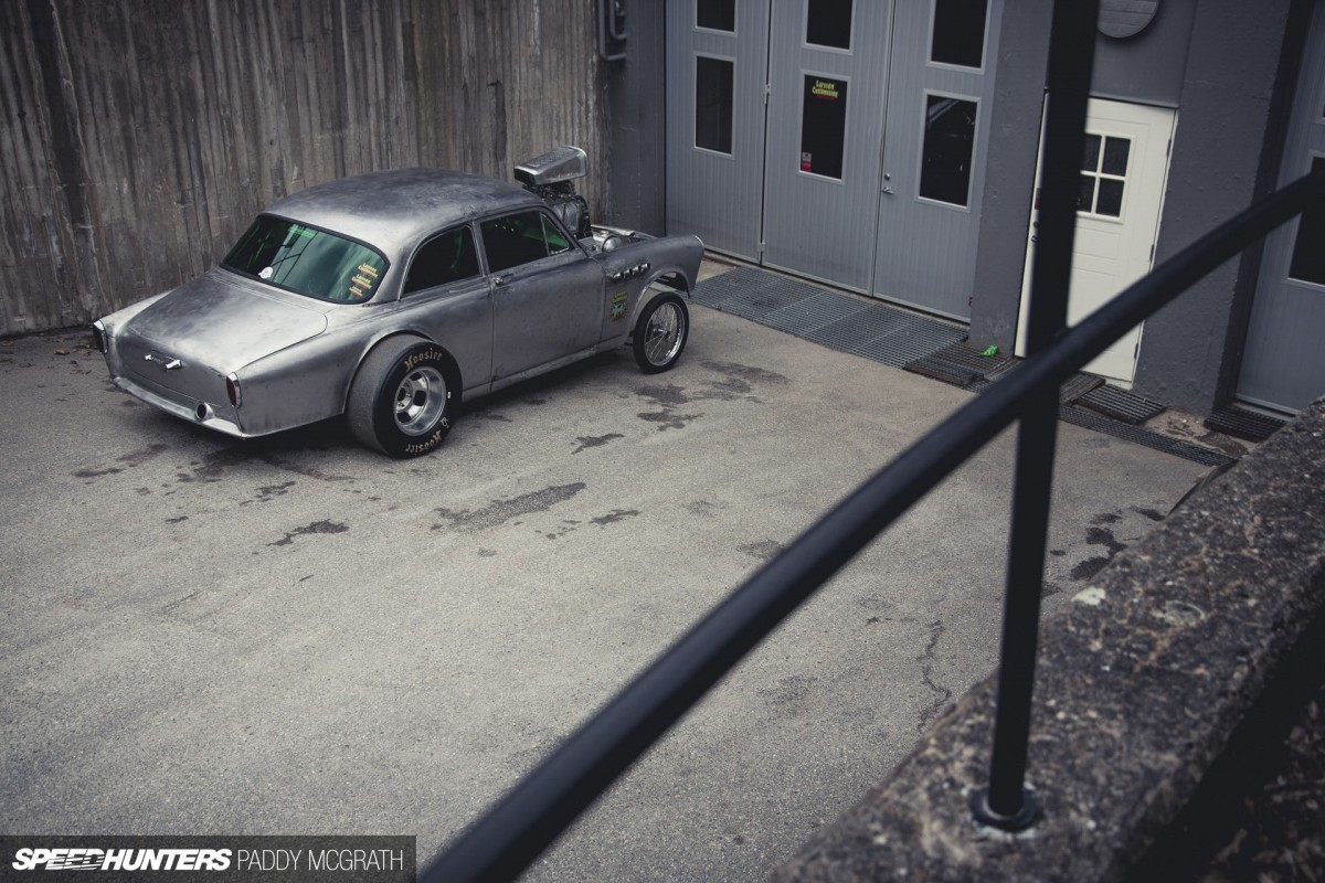 Stripped, Beaten And Amazing <br/>Welcome To LarssonCustomizing