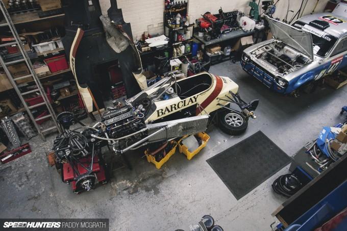 Geoff Page Racing PMcG-27