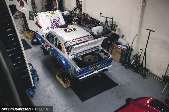 Geoff Page Racing PMcG-49