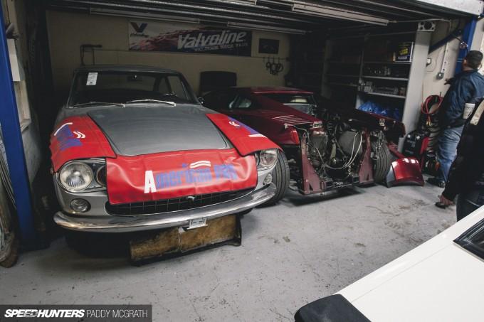 Geoff Page Racing PMcG-6