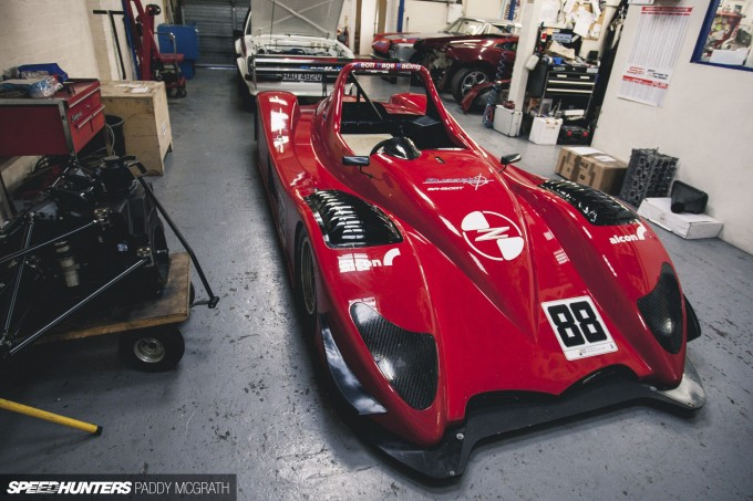 Geoff Page Racing PMcG-69