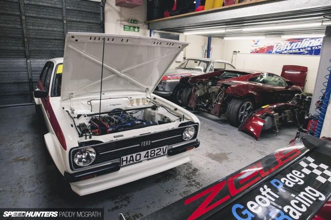 Geoff Page Racing PMcG-71