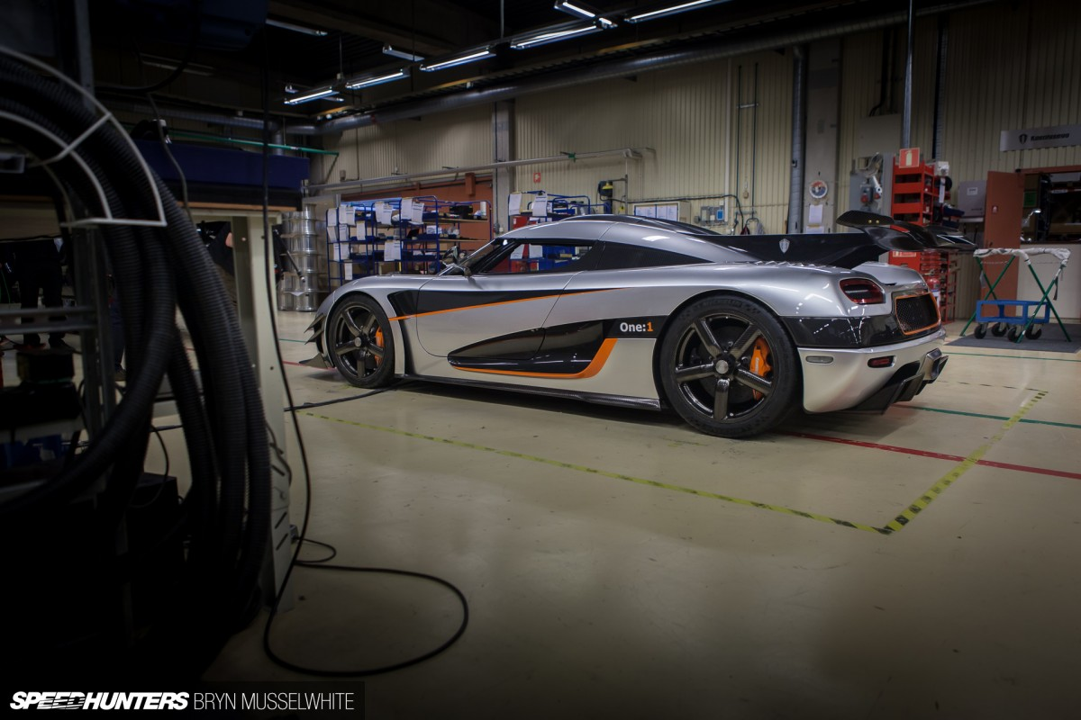 Renegades Of Speed:<br/>The Koenigsegg One-1 Is Here