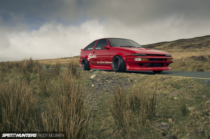 Team Disco AE86 PMcG-10N