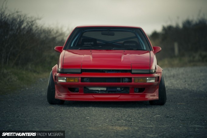 Team Disco AE86 PMcG-15N