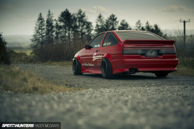 Team Disco AE86 PMcG-18N