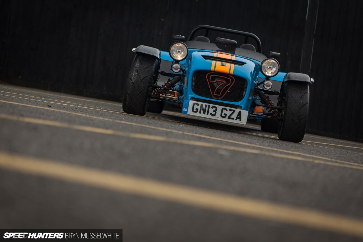 Fear Has A Name: The Caterham 620R