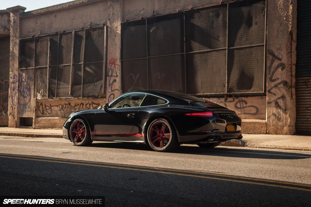 A Brooklyn Sunday Happy Birthday Porsche 911 Speedhunters