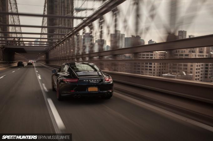 Porsche 991 911 50th anniversary NYC-4