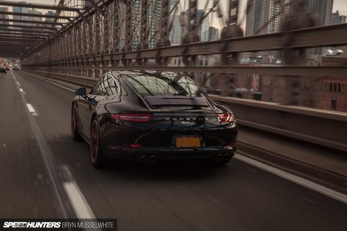 Porsche 991 911 50th anniversary NYC-5