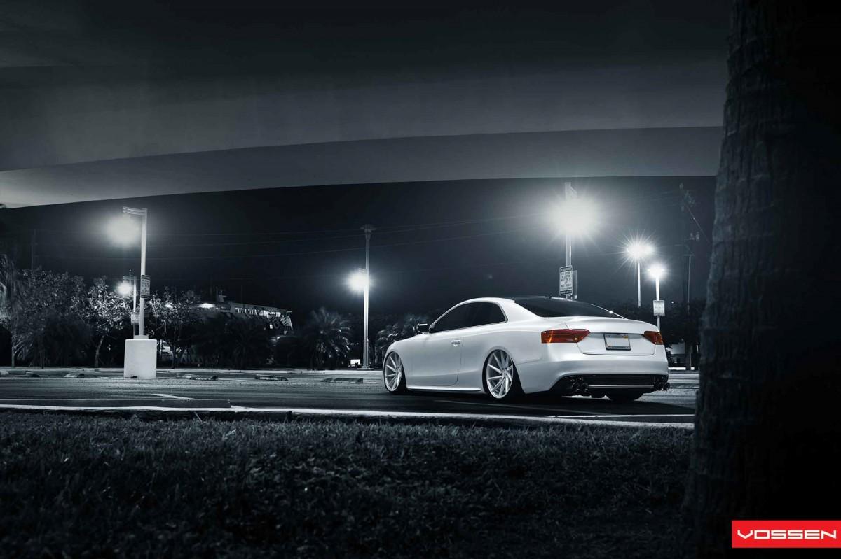 A New Way Of Doing Things? Vossen Shows Us How